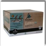 Caribou Medium Roast Coffee, 80 K Cups Keurig K Cup