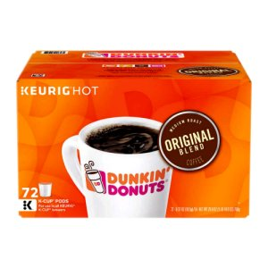 dunkin donuts original k cups Dunkin Donuts Ground Coffee Coupons