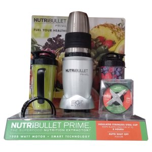 Nutribullet Prime 1000W Extraction System